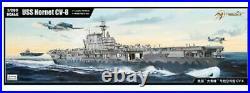 1/200 CV-8 HORNET R/C Running Set Trumpeter Merit WWII US AIrcraft Carrier