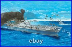 1/200 USS Yorktown CV5 Aircraft Carrier