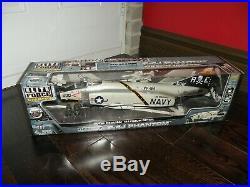 1/32 BBi Elite Force Navy VF-84 F-4 PHANTOM Carrier F4J Jolly Rogers VERY RARE