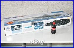 1/350 Assemble model, Meixin Enterprise No. Nuclear Power Aircraft Carrier