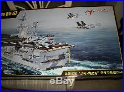 1/350 MERIT USS John F. Kennedy CV-67 AIRCRAFT CARRIER NEW Open Box good cond