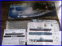 1/350 USS Yorktown CV-5 Aircraft Carrier World War 2 by Merit International