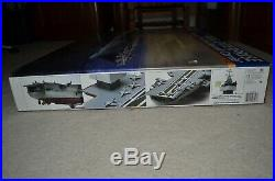 1/400 NEW REVELL USS ENTERPRISE CVN65 AIRCRAFT CARRIER Kit #85-3707