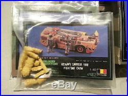 1/48 VERLINDEN U. S. Navy Carrier Deck SET (NEW)