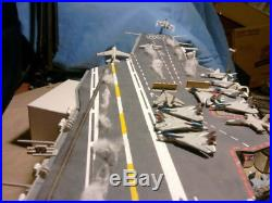 1/500 USS Nimitz CVN-68 Aircraft Carrier built pre-order
