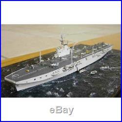 1/700 HMS Glory aircraft carrier Korea 1953