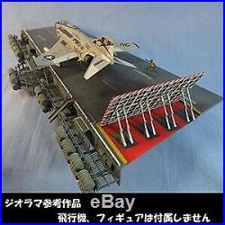 1/72 USNAVY Aircraft Carrier No. 4 Catapult Deck & Catwalk