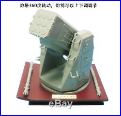 116 FL-3000N shipborne anti-missile system model Liaoning aircraft carrier