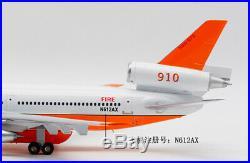 1200 Inflight 28CM 10 TANKER AIR CARRIER DC-10-30 Aircraft Diecast Plane Model