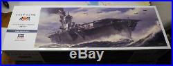 1350 Hasegawa IJN Hiyo Aircraft Carrier Limited Edition Kit No. 40096