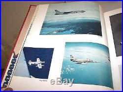 1960 U. S. Navy CVA-19 USS HANCOCK Pre Vietnam AIRCRAFT CARRIER Cruise Year Book