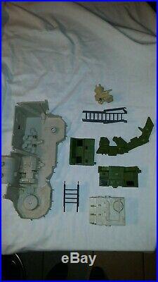 1985 G. I. JOE USS FLAGG AIRCRAFT CARRIER Parts