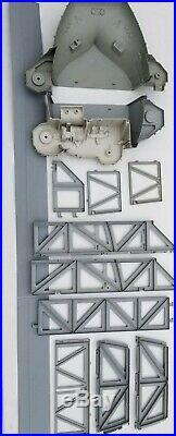 1985 GI JOE USS FLAGG AIRCRAFT CARRIER 99% Complete All Original Hasbro Parts
