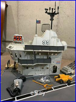 1985 GI Joe USS Flagg, Aircraft Carrier