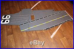 1985 GI Joe USS Flagg aircraft carrier flight deck