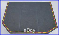 1985 Gi Joe U. S. S. Flagg Aircraft Carrier Complete set of 5 Deck pieces! READ