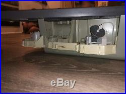 1985 Hasbro G. I. Joe Real American Hero Aircraft Carrier U. S. S. Flagg Read Desc