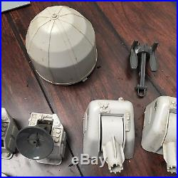 1985 Original GI Joe USS Flagg Aircraft Carrier G. I. Incomplete Parts Lot