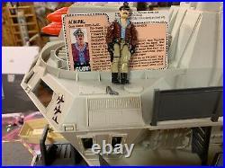 1985 gi joe uss flagg aircraft carrier