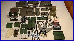 1986 GI Joe U. S. S. Flagg Aircraft Carrier and Headquarters Command Center