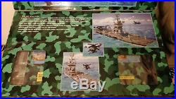 Aircraft Carrier Best Lock 3139 VEHICLES AND SAILORS INCL 2000 PCS 4ft