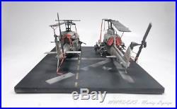 Aircraft Carrier Deck AH-1W + UH-1N 148 gebaut und gemalt (Pro-Built)