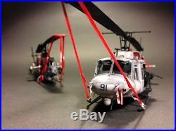 Aircraft Carrier Deck AH-1W + UH-1N MARINES SET- 148