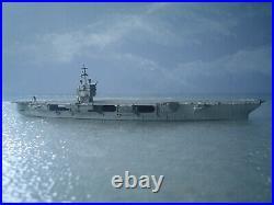 Aircraft Carrier USS ENTERPRISE by CM 11250 Waterline Ship Model