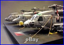 Aircraft carrier deck UH-60H + UH-60R + MH-60K 148