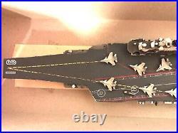 Albatros-k-modell 1/1250 Ship #509 Liaoning Aircraft Carrier