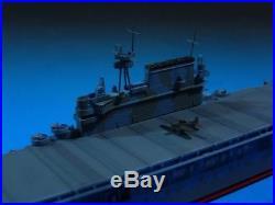 Award Winner Built Trumpeter 1/700 USS Aircraft Carrier CV-8 Hornet