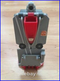 Broadside Complete 1986 G1 Transformers Aircraft Carrier Action Figure