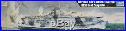 CLEARANCE Trumpeter 05627 1350 DKM Graf Zeppelin German Navy Aircraft Carrier