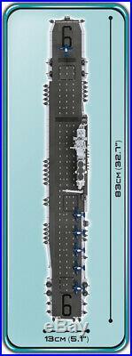 COBI PREORDER Aircraft Carrier USS Enterprise CV-6 SET# 4815 (2510 Pcs.) NEW
