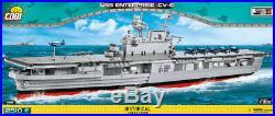 COBI USS Enterprise CV-6 (4815) 2510 elem. WWII US aircraft carrier 1300