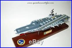 CV-64 USS Constellation Aircraft Carrier Model