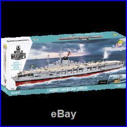 Cobi 1300 3086 Aircraft Carrier Graf Zeppelin NEU OVP