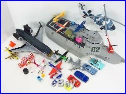 Disney Pixar Cars Diecast Planes Battleship Aircraft Carrier Hector Siddeley Jet
