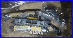 Doyusha Wwii Japanese Navy Aircraft Carrier Model Kit #s-3 Motorized Please Read