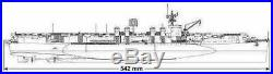 Dragon Models 1024 1/350 Uss Independence Cvl-22 Aircraft Carrier Kits