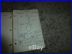 F-14 Tomcat Squadron VF-1 Wolfpack Aircraft Carrier CV NATOPS Pocket Checklist