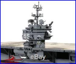 FORCES OF VALOR 1700 86012 USS AIRCRAFT CARRIER ENTERPRISE CVN-65 Mediterranean