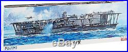 FUJIMI 1/350 Japanese Navy Aircraft Carrier Kaga SP with Wood Deck Seal Model Kit