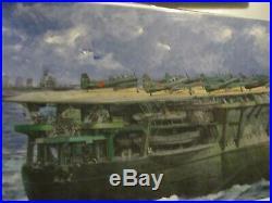 FUJIMI 1/350th SCALE IJN NAVY AIRCRAFT CARRIER ZUIKAKU 1944 KIT # 600048