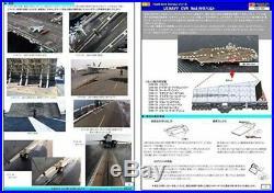 Fight Deck Diorama 1/72 Usnavy Aircraft Carrier No. 4 Catapult Deck & Catwalk
