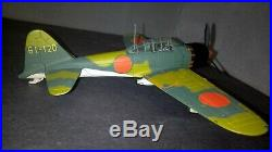Franklin mint / Armour Japanese Zero Fighter A6M2 Model 22 Carrier 148 scale