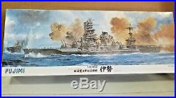 Fujimi 1350 Scale #600024 Imperial Japanese Navy Aircraft Carrier ISE Model Kit