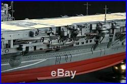 Fujimi 600246 Japanese Navy Aircraft Carrier Kaga 1/350 Scale Kit