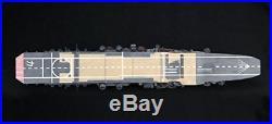 Fujimi model 1/350 Japanese Navy aircraft carrier Kaga