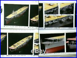 Fujimi model 60003 1/350 IJN Aircraft Carrier Shokaku 1941